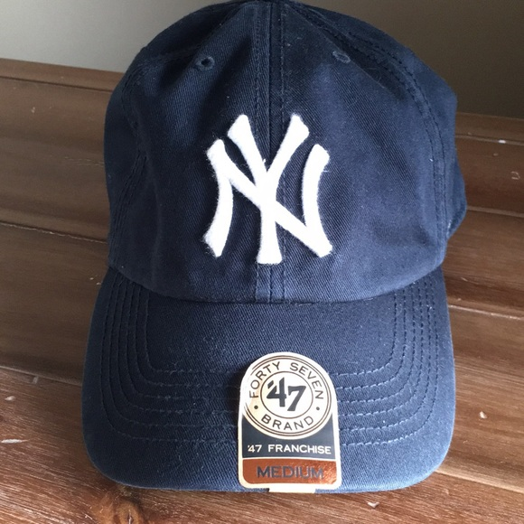 4addb2bdeb2 ... where can i buy nwt ny yankees 47 franchise on field replica hat a8c34  b56ea